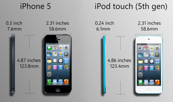 iphone 5 ipod
