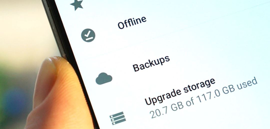 Come fare il backup o il ripristino dei dati su un dispositivo Android